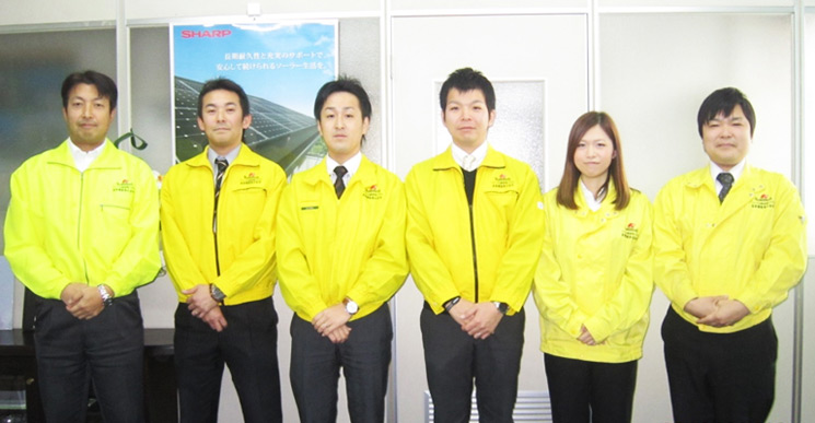 滋賀営業スタッフ